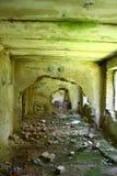 εγκαταλειμμένο κτήριο Στοκ Εικόνες