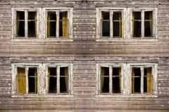 εγκαταλειμμένο κτήριο Στοκ Φωτογραφία