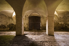 εγκαταλειμμένο κτήριο στοκ φωτογραφία με δικαίωμα ελεύθερης χρήσης