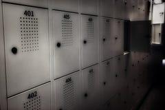 Εγκαταλειμμένο ντουλάπι ποδιών στοκ εικόνα