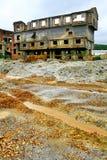 εγκαταλειμμένο ορυχεί&omi Στοκ φωτογραφία με δικαίωμα ελεύθερης χρήσης