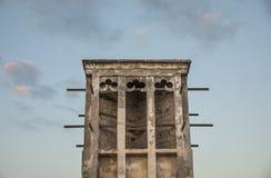 Εγκαταλειμμένο χωριό σε RAK, Ε.Α.Ε. Στοκ εικόνα με δικαίωμα ελεύθερης χρήσης