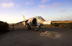 εγκαταλελειμμένο αεροπλάνο στοκ φωτογραφία με δικαίωμα ελεύθερης χρήσης
