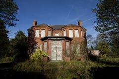 εγκαταλελειμμένο σπίτι στοκ εικόνα