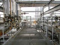 Εγκαταστάσεις καθαρισμού Στοκ φωτογραφία με δικαίωμα ελεύθερης χρήσης