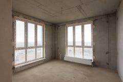Εγκαταστάσεις με stained-glass τα παράθυρα χωρίς επισκευή Στοκ Φωτογραφία