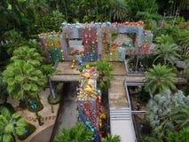 Εγκαταστάσεις πάρκων, πάρκο της Ταϊλάνδης, Στοκ εικόνα με δικαίωμα ελεύθερης χρήσης