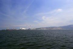 Εγκαταστάσεις παραγωγής ενέργειας Houshi Στοκ Εικόνες