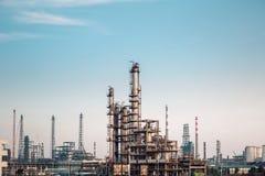 Εγκαταστάσεις χημικών ουσιών Στοκ φωτογραφία με δικαίωμα ελεύθερης χρήσης