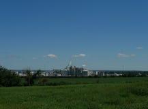 Εγκαταστάσεις Cargill, Blair, Νεμπράσκα Στοκ φωτογραφία με δικαίωμα ελεύθερης χρήσης