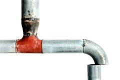 Εγκαταστήστε τη μάνικα υψηλού νερού στοκ εικόνες με δικαίωμα ελεύθερης χρήσης