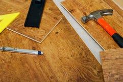 εγκαταστήστε το φύλλο π&l Στοκ φωτογραφία με δικαίωμα ελεύθερης χρήσης