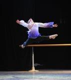 Εγκατα:λείπω-βασικό εκπαιδευτικό μάθημα χορού Στοκ φωτογραφία με δικαίωμα ελεύθερης χρήσης
