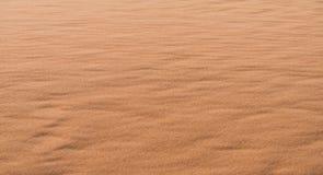 Εγκαταλείψτε την άμμο Στοκ φωτογραφία με δικαίωμα ελεύθερης χρήσης