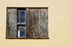 Εγκαταλείψτε το παράθυρο 3 οικοδόμησης Στοκ εικόνες με δικαίωμα ελεύθερης χρήσης
