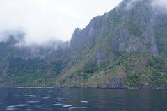 Εγκαταλειμμένα νησιά κοντά στη EL Nido, Palawan, Φιλιππίνες Στοκ φωτογραφίες με δικαίωμα ελεύθερης χρήσης