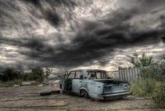 Εγκαταλειμμένα συντρίμμια Στοκ Φωτογραφίες