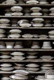 Εγκαταλειμμένη βιομηχανία - επιχείρηση Shanango Κίνα - το νέο Castle, Πενσυλβανία Στοκ φωτογραφίες με δικαίωμα ελεύθερης χρήσης