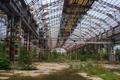 Εγκαταλειμμένη βιομηχανία Στοκ Φωτογραφίες