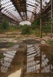 Εγκαταλειμμένη βιομηχανία Στοκ Εικόνα