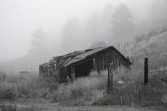 εγκαταλειμμένη καμπίνα Στοκ φωτογραφίες με δικαίωμα ελεύθερης χρήσης