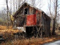 εγκαταλειμμένη σιταποθήκη παλαιά στοκ φωτογραφία με δικαίωμα ελεύθερης χρήσης