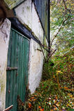 Εγκαταλειμμένη σιταποθήκη Στοκ Φωτογραφίες