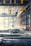Εγκαταλειμμένος απογαλακτίστε το ενωμένο εργοστάσιο - Youngstown, Οχάιο στοκ φωτογραφίες