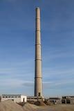 Εγκαταλειμμένος βιομηχανικός πύργος Στοκ Φωτογραφία