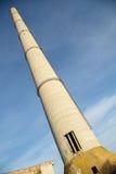 Εγκαταλειμμένος βιομηχανικός πύργος Στοκ φωτογραφίες με δικαίωμα ελεύθερης χρήσης