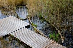 Εγκαταλειμμένος βυθισμένος rowboats Στοκ Εικόνες