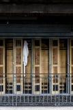 Εγκαταλειμμένος και ιστορικός ναός Irem για Shriners - wilkes-μπάρα, Πενσυλβανία Στοκ Εικόνες