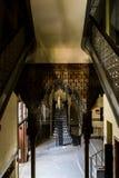 Εγκαταλειμμένος και ιστορικός ναός Irem για Shriners - wilkes-μπάρα, Πενσυλβανία Στοκ Φωτογραφία