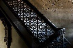 Εγκαταλειμμένος και ιστορικός ναός Irem για Shriners - wilkes-μπάρα, Πενσυλβανία Στοκ εικόνες με δικαίωμα ελεύθερης χρήσης