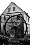 εγκαταλειμμένος μύλος Στοκ Φωτογραφίες