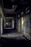 Εγκαταλειμμένος σταθμός τρένου - Buffalo, Νέα Υόρκη Στοκ Εικόνες