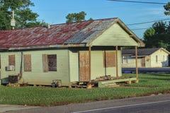 Εγκαταλειμμένος στο Bayou στοκ εικόνα