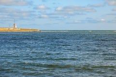 εγκαταλειμμένος φάρος Στοκ φωτογραφία με δικαίωμα ελεύθερης χρήσης
