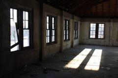 Εγκαταλειμμένο εργαστήριο επιστήμης Στοκ εικόνες με δικαίωμα ελεύθερης χρήσης