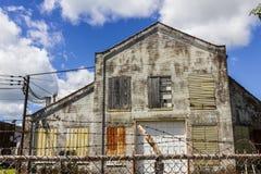 Εγκαταλειμμένο εργοστάσιο ζωνών σκουριάς - που φοριέται, που σπάζουν και που ξεχνιέται ΙΙ Στοκ Εικόνες