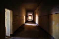 εγκαταλειμμένο εσωτερικό σπιτιών Στοκ φωτογραφίες με δικαίωμα ελεύθερης χρήσης