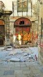 Εγκαταλειμμένο θέατρο Στοκ Εικόνες
