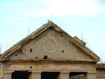 εγκαταλειμμένο κάστρο π&al στοκ εικόνες με δικαίωμα ελεύθερης χρήσης