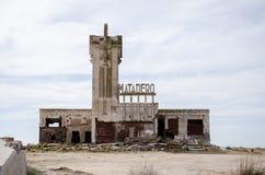Εγκαταλειμμένο μέρος στο Μπουένος Άιρες στοκ εικόνες με δικαίωμα ελεύθερης χρήσης
