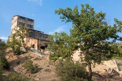 εγκαταλειμμένο ορυχείο Στοκ Εικόνες