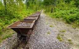 εγκαταλειμμένο ορυχείο Στοκ εικόνα με δικαίωμα ελεύθερης χρήσης