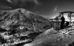 εγκαταλειμμένο ορυχεί&omi Στοκ Εικόνα