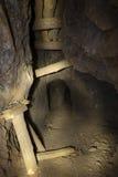 εγκαταλειμμένο ορυχεί&omi Στοκ εικόνα με δικαίωμα ελεύθερης χρήσης