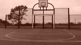 Εγκαταλειμμένο πάρκο παιχνιδιού Στοκ εικόνες με δικαίωμα ελεύθερης χρήσης