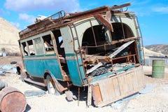 εγκαταλειμμένο παλαιό truck Στοκ φωτογραφία με δικαίωμα ελεύθερης χρήσης